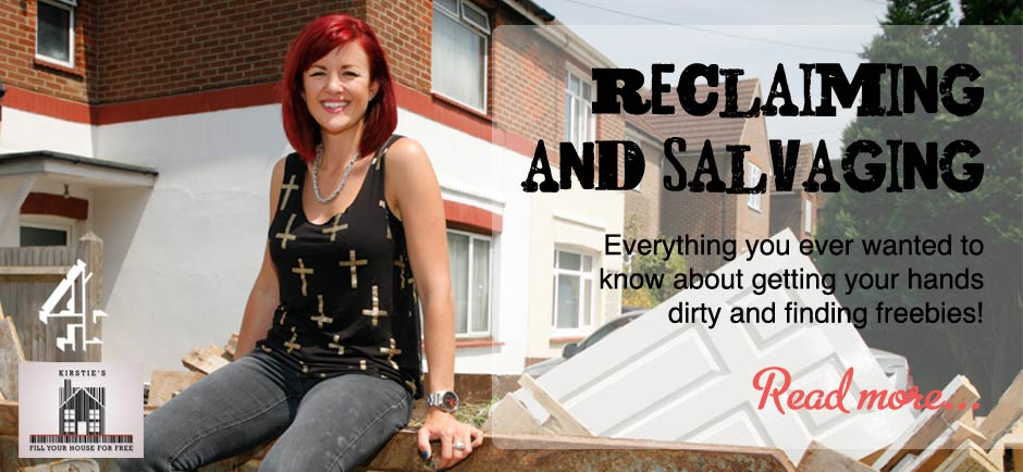 Charis Williams Is The Salvage Sister On Channel 4 The