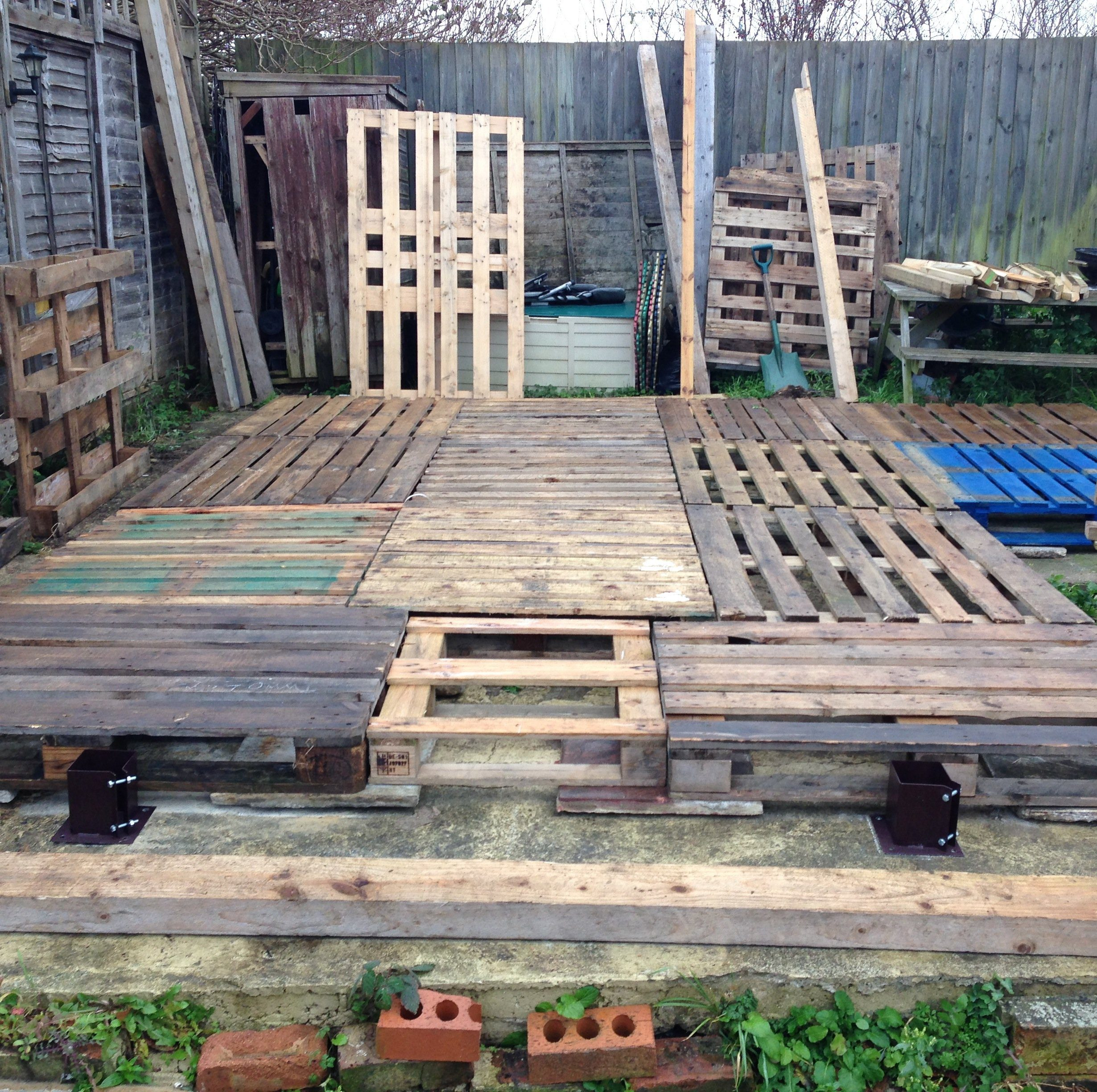 My Up Cycled Workshop Stage 1 The Frame The Salvage