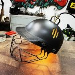 Perfect gift for Cricket fans - cricket helmet lamp