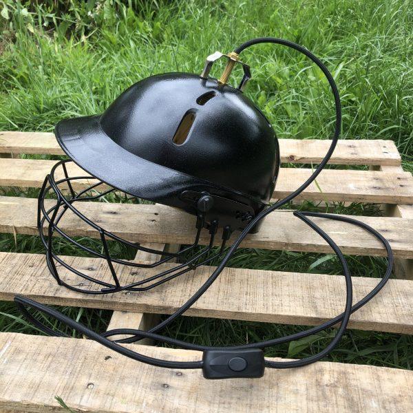 Cricket helmet Lamp