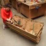 WORKSHOP make a pallet trough