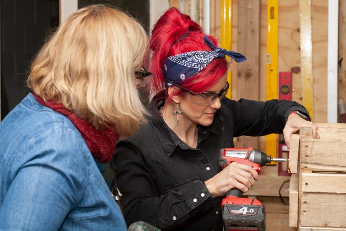 Creative Powertools classes in brighton