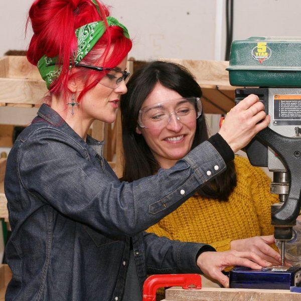 short crafting workshops in Brighton