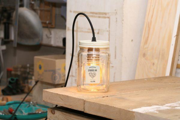 Jar jar lamp