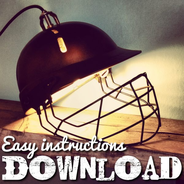 Lamp kit instructions