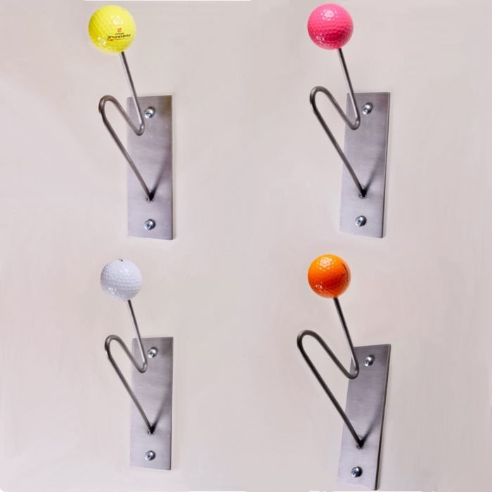 industrial style Single coat and hat hooks