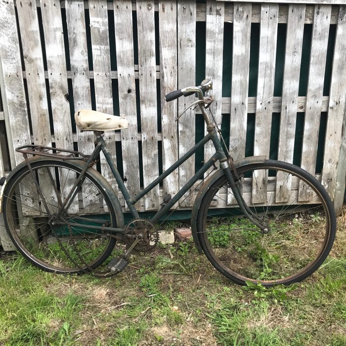 Vintage Phillips bicycle