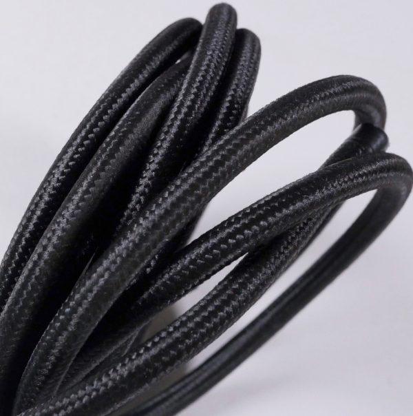 black 3 core fabric flex