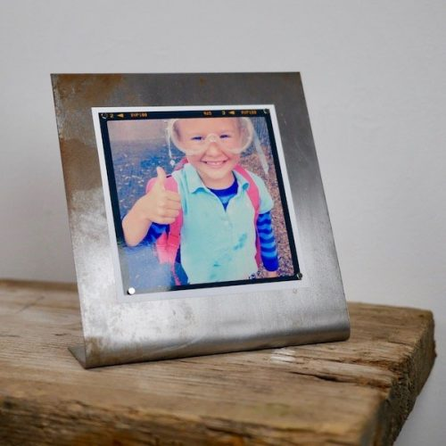 free standing magnetic photo frames