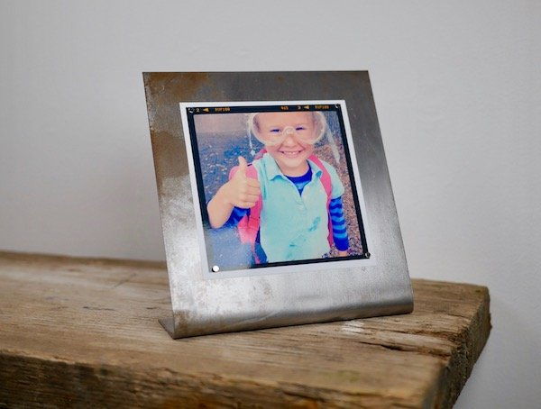 hand made photo frame