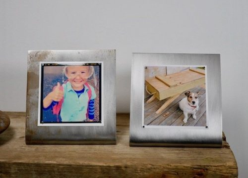 minimalist Magnetic photo frame