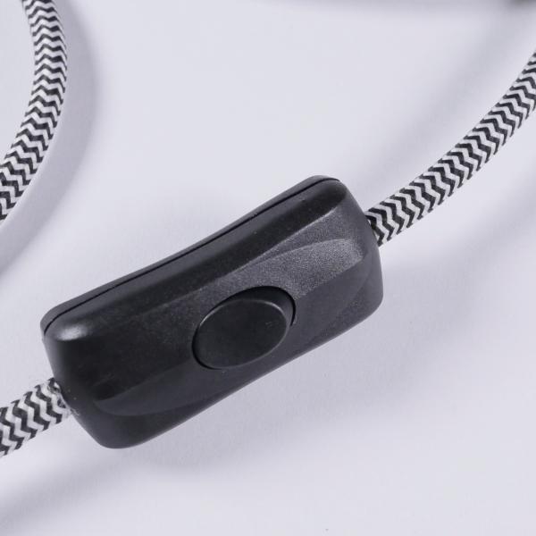black inline switch torpedo switch screw fit