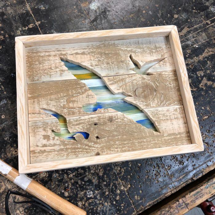 DIY crafty ideas for pallet wood