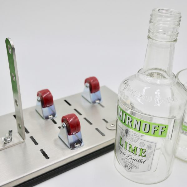 Salvage Sister glass Bottle cutter