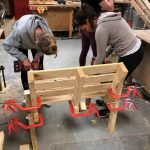 pallet crafting workshops in brighton