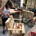 what can you make with pallets for the home