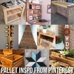 Inspiration pallet projects for indoors