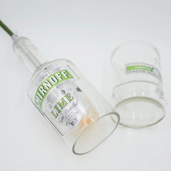 light in a bottle DIY lamp kits