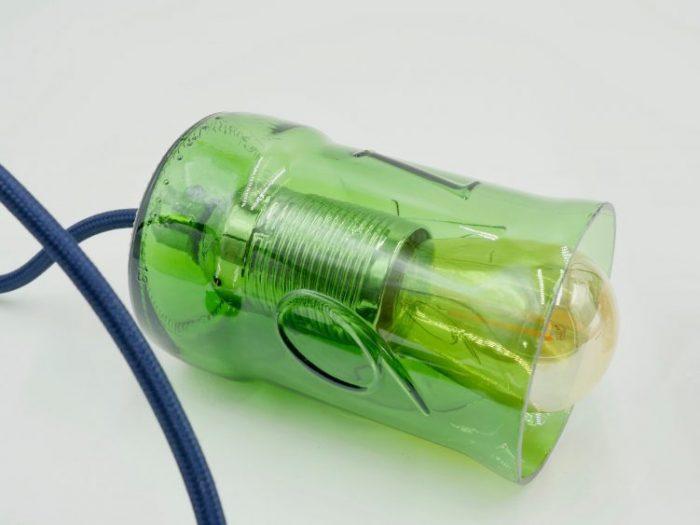 Pendant bottle lighting