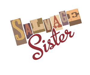 The Salvage Sister Logo