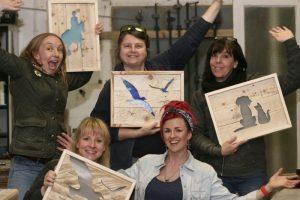 scrollsaw fretsaw workshop in brighton