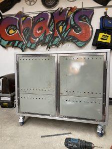 handmade industrial style metal furniture