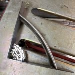 How I make my bicycle shelf brackets